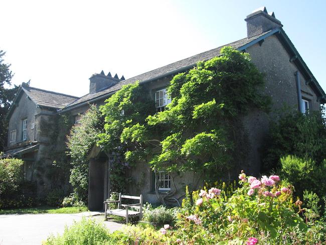 """Beatrix Potter's home, """"Hill Top"""""""
