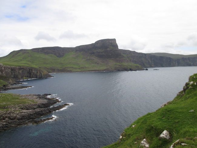 Neist Point from the top!