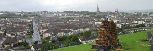 Touring Northern Ireland: Derry