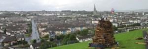 Touring Northern Ireland: Derry