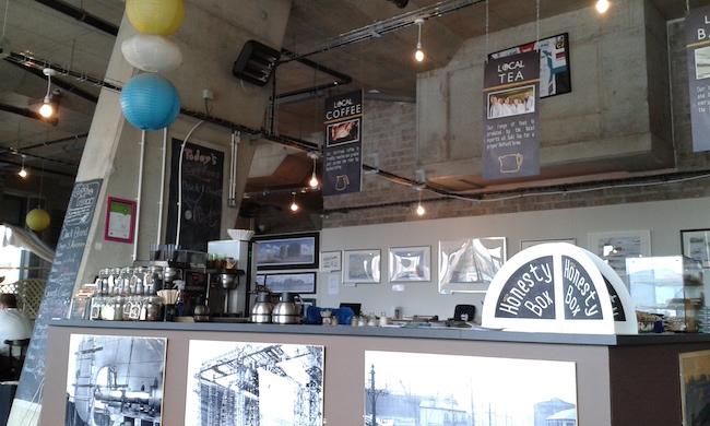 The Dock Cafe, Belfast