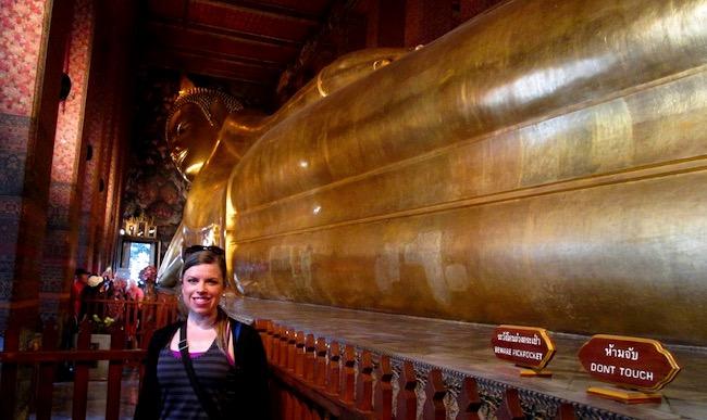 Nice legs, Buddha! ;)