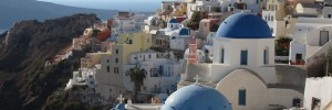 Two Days in December: (mis)Adventures in Santorini