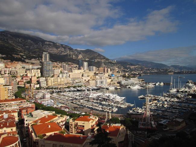 Harbor, Monaco