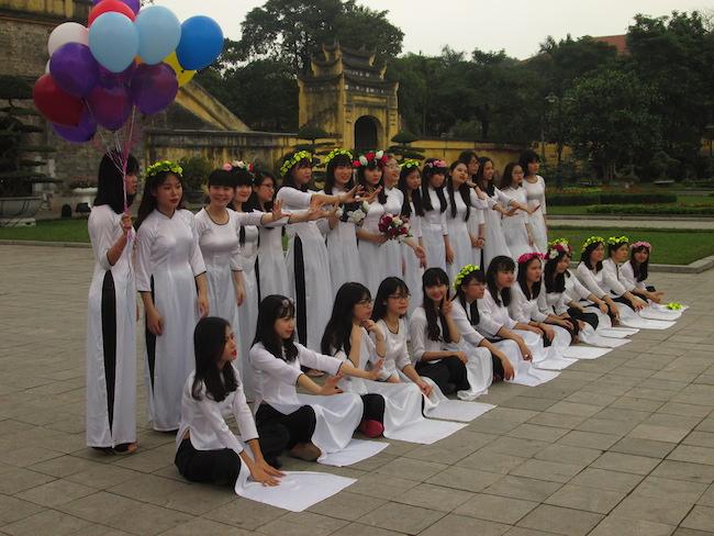 Imperial Citadel, Hanoi