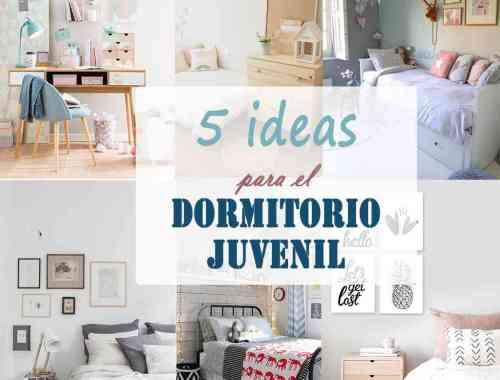 portada dormitorios juveniles