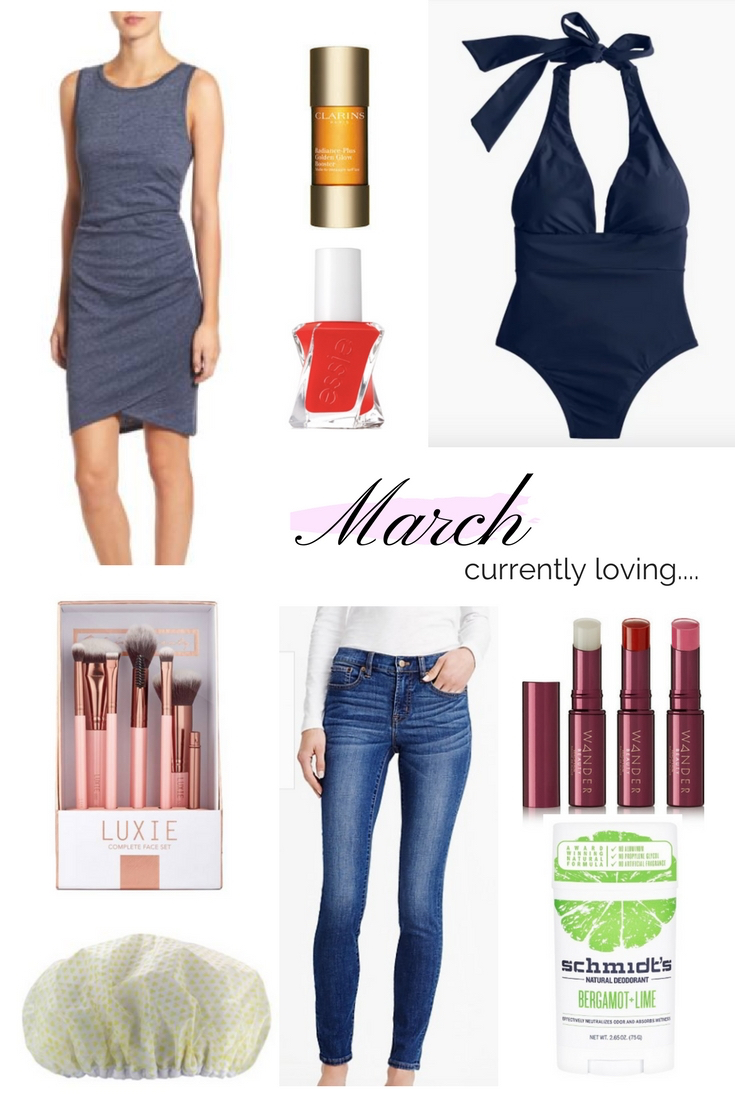 CURRENTLY LOVING | MARCH EDITION