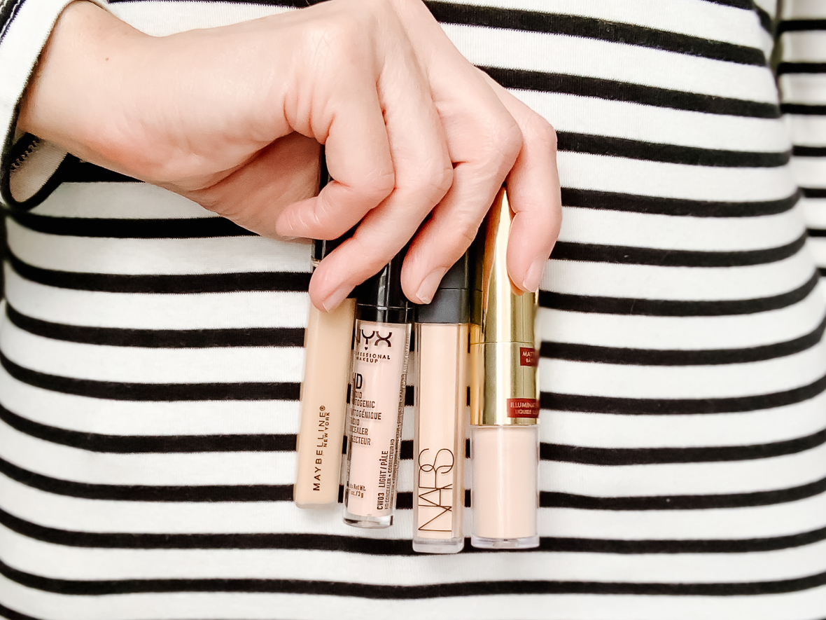 HOW TO APPLY CONCEALER THE RIGHT WAY + CONCEALER FAVORITES