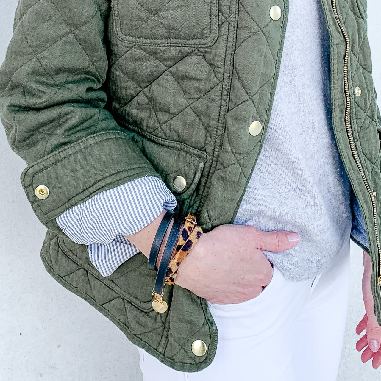 THE PERFECT TRANSITION OUTFIT FOR SPRING