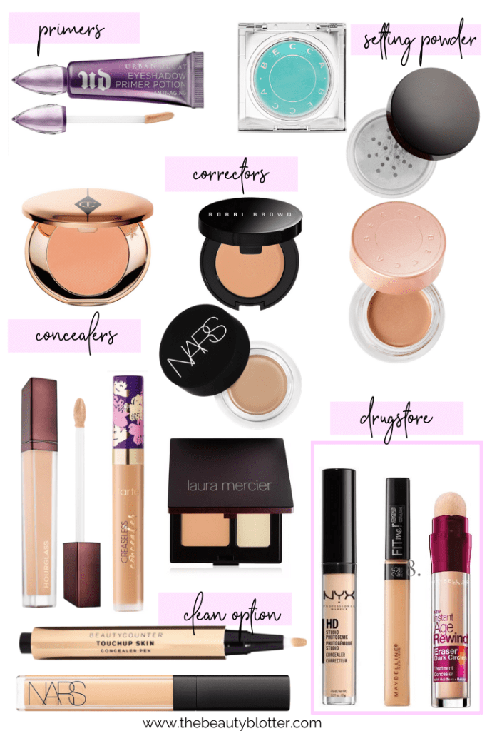 HOW TO APPLY CONCEALER THE RIGHT WAY | I am sharing the best way to apply concealer for dark circles. I talk about concealer tips for women over 40 and share my favorite concealer products, including drugstore dupes, as well as 5 common mistakes that can make your concealer look dry and cracked. #darcircles #concealertips #over40makeup