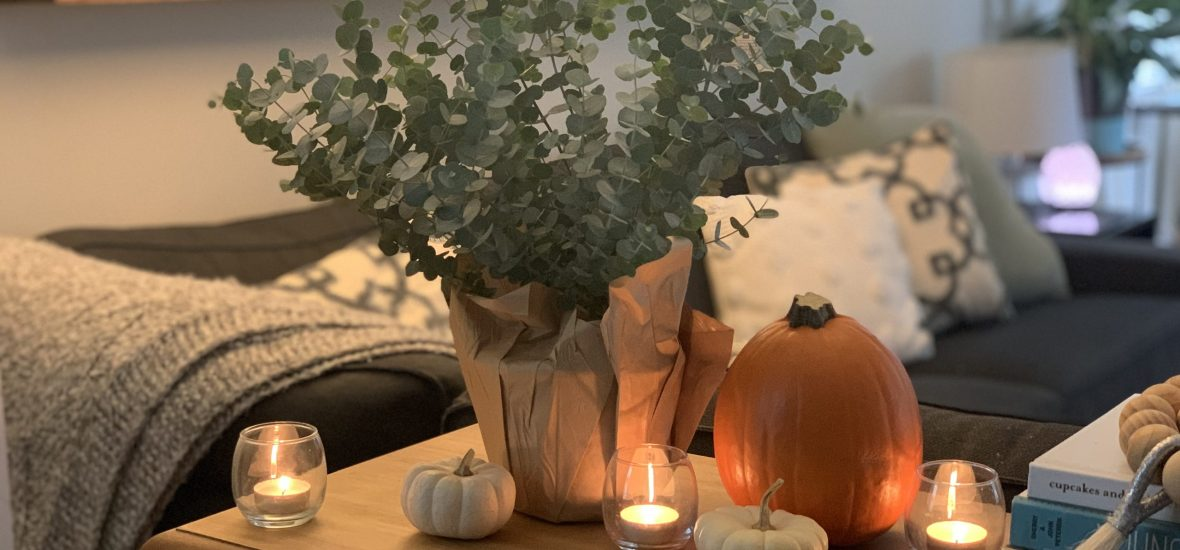 AFFORDABLE FALL DECOR PIECES