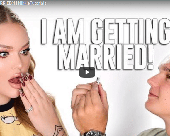 Nikkie TUTORIALS vlogger make-up artist is getting married beauty MUA, The Beauty Bunch