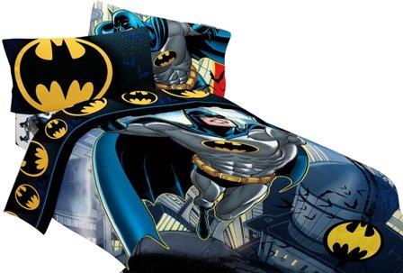 Batman Sheets Queen, King, Twin, Full