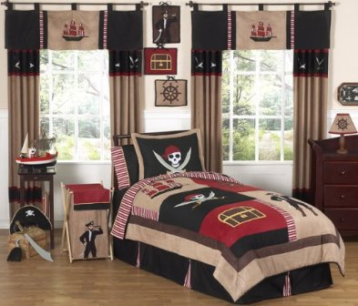 pirate-bedding