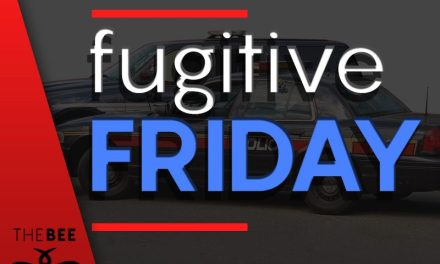 Fugitive Friday 8/24/18