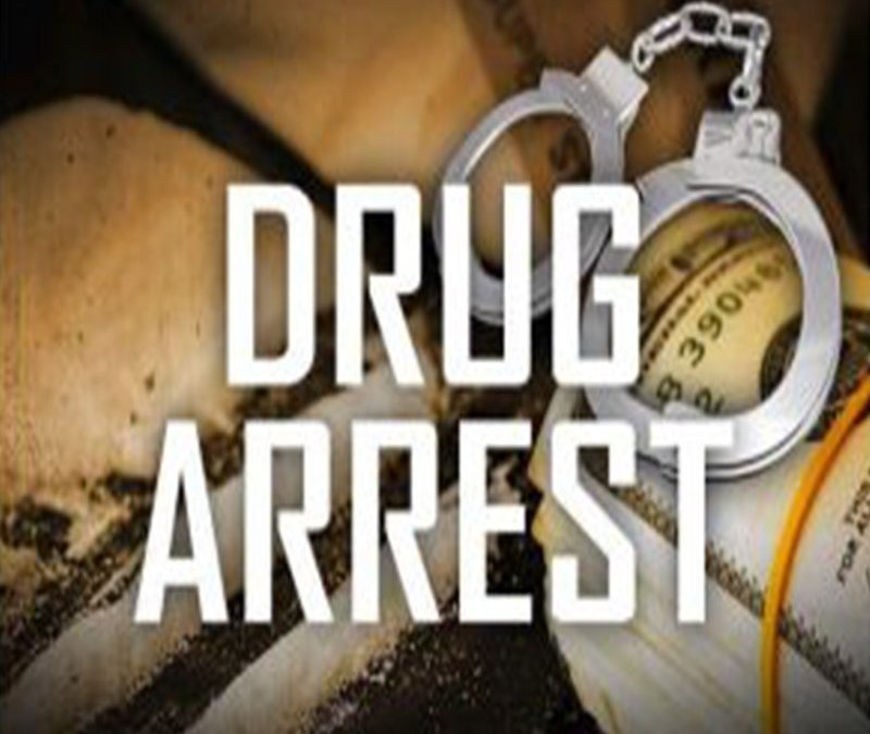 Traffic Stop Uncovers Drugs, Weapon