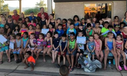 Swim Lessons Offered at Bullhead Municipal Pool
