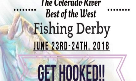 "Time To Reel It Up In The ""Best Of The West"" Fishing Derby"