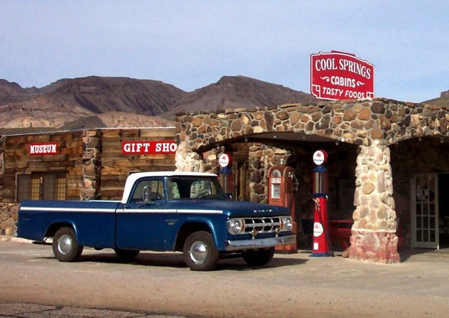 1968 Dodge D100 Adventurer