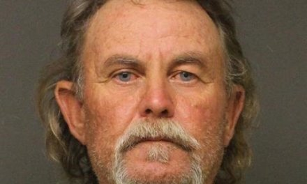 GV Man Arrested After Allegedly Crawling Through Window With A Weapon