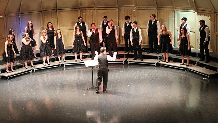 MHS First Choir Of The Season Scheduled For Oct. 9