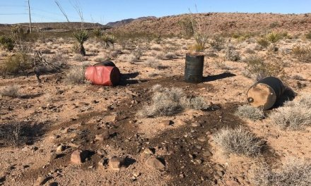 Illegal Dumping Ground Reportedly Found Outside Kingman