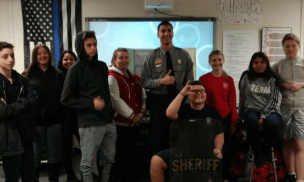 Students Get Insight To Law Enforcement Career