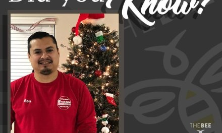 Did You Know–Baron Employee Spotlight