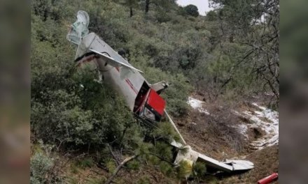 Prescott Valley Woman ID'd As Victim In Sunday's Plane Crash