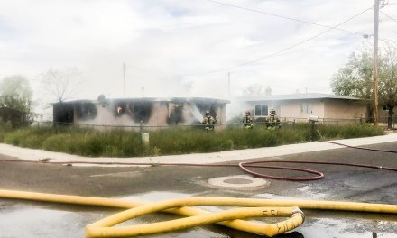 Residential Structure Fire