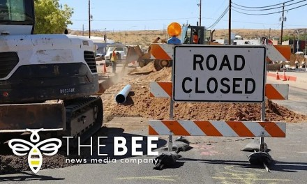 Third Street Water Project