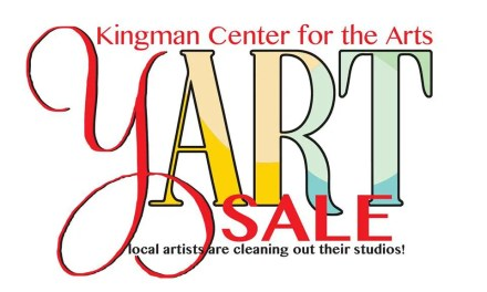 Y'Art Sale on First Firday in Kingman
