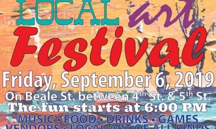 Local Art Festival!