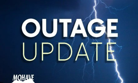 Storm, lightning cause power outage