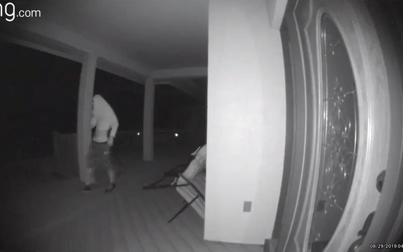 Seeking Identity/Whereabouts of Burglary Suspect – Bensch Ranch