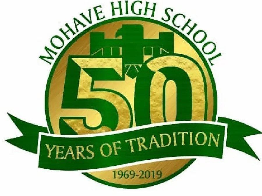 MOHAVE HIGH SCHOOL 50th ANNIVERSARY THIS WEEK;