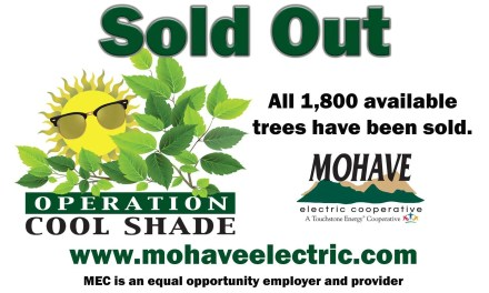 Record-setting sales  for Operation Cool Shade