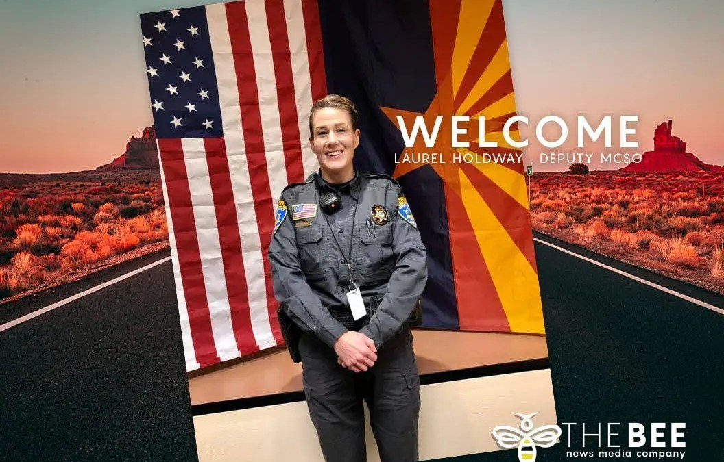Welcome Laurel Holdway to the MCSO