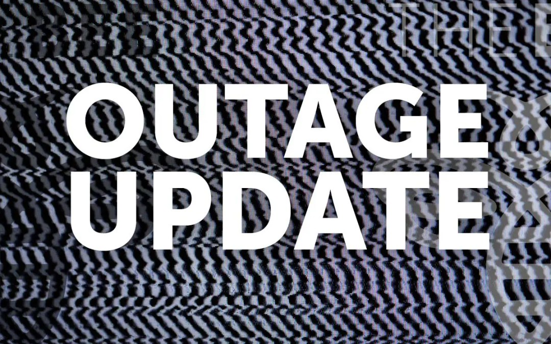 6,401 members experience weather-related outage