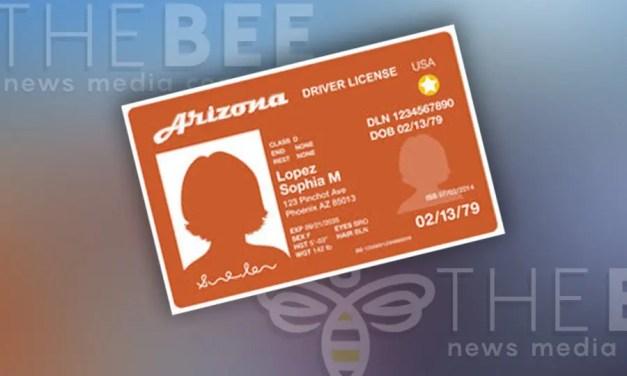 MVD NEWS:TRAVEL ID DELAY AND CORONAVIRUS CHANGES<br>AZ TRAVEL ID DEADLINE
