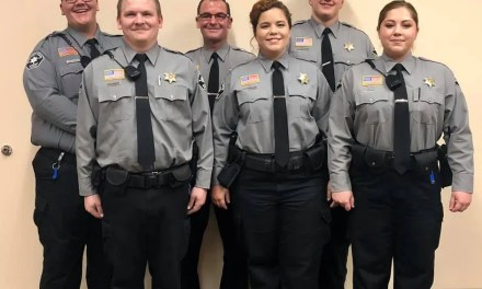 DETENTION OFFICER GRADUATION- KINGMAN