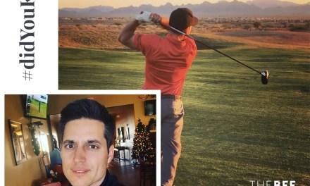"Introducing. . . Jarrod DeLeon or ""JJ"" El Rio's Golf Club – General Manager"