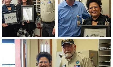 "KRMC employee receives Department of Defense ""Patriot Award"""