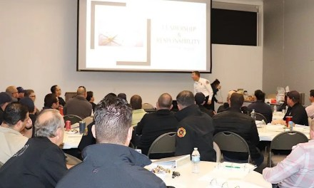 Bullhead Fire Hosts Leadership Development Academy