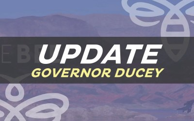 Governor Ducey Signs: Unemployment  + Support Schools, Teachers And Families