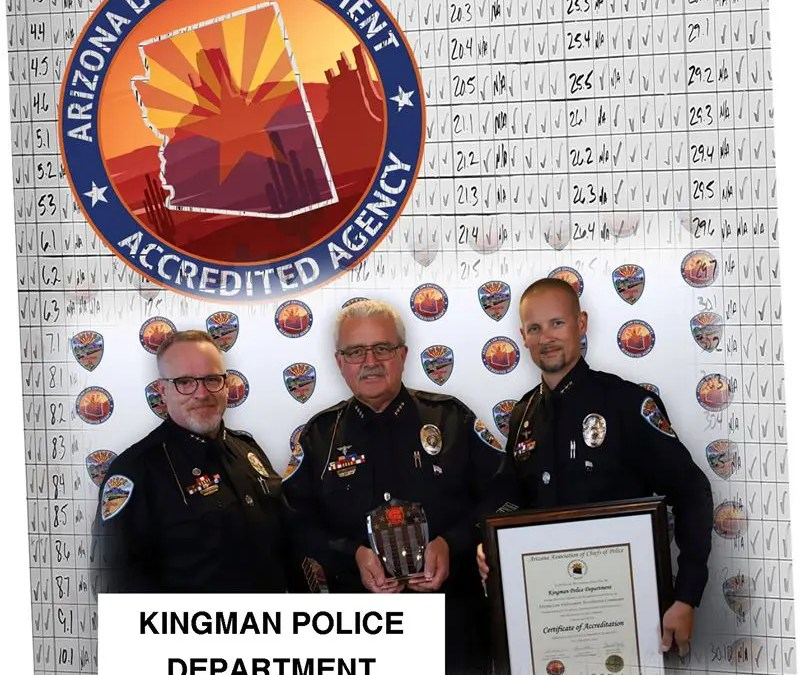 Kingman Police Dept. Annual Report