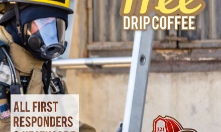 Local Coffee Bistro gives back to First Responders and Healthcare Workers