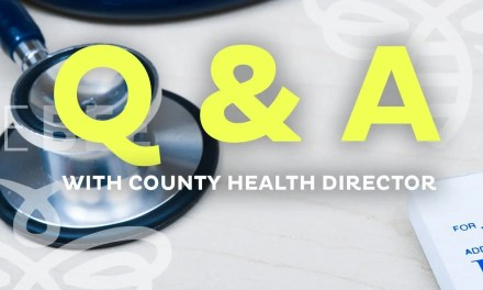 County Health Director Answers Latest Questions
