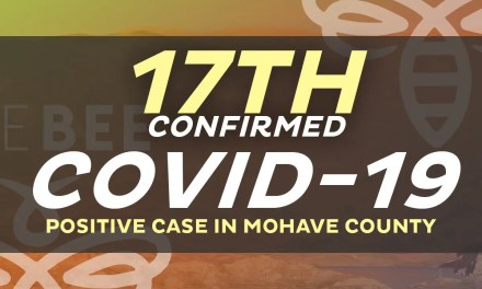 There Are Now 17 Cases Positive in Mohave County