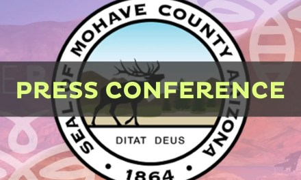 Mohave County Press Conference April 7th at 2pm